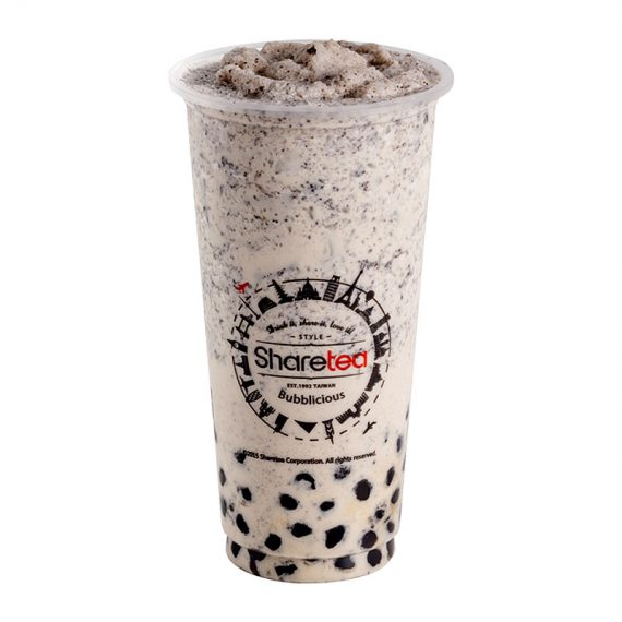 Oreo Ice Blended With Pearl