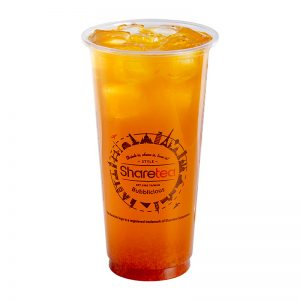 Passionfruit Orange and Grapefruit Tea